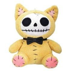 Furry Bones - Cat