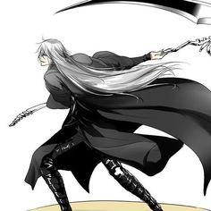 Undertaker Kuroshitsuji