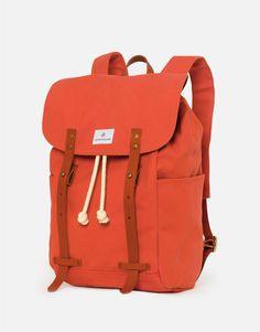 No. 2 - Backpack, Terracotta