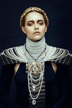 Cosmic Couture: A/W 14/15 women's occasionwear