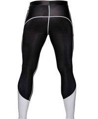 Tatami Kids White Camo BJJ Spats Boys Girls MMA Compression Pants NoGi Grappling