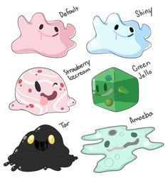 Pokemon-variations