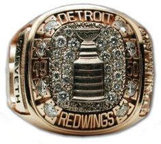 Rings That Bling - Canadiens 1950 Stanley Cup Ring Stanley Cup Rings, Ring Of Honor, Championship Rings, National Hockey League, Detroit Red Wings, Hockey Teams, 4 Life, Luxury Jewelry, Maps