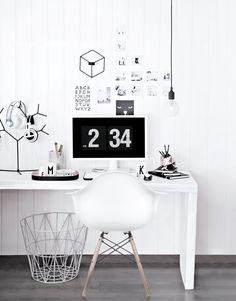 Only Deco Love: Breakfast at my Office | The Fifth Watches // Minimal meets classic design: www.thefifthwatches.com