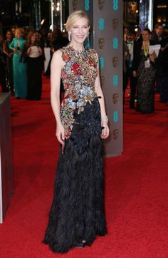 Dakota Johnson, Kate Winslet And Alicia Vikander Lead Best Dressed At The BAFTAS 2016 | Marie Claire