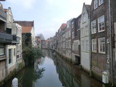 """De """"oudste stad"""" van Nederland: Dordrecht."""