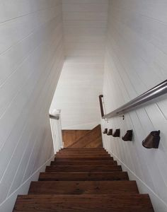 Best How To Decorate An Enclosed Staircase The Perfect Home 400 x 300