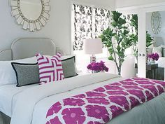 how to decorate a bedroom - Google Search