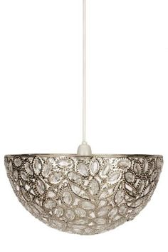 Buy Aurora Easy To Fit Pendant from the Next UK online shop Next Uk, Uk Online, Cosy, Aurora, Decorative Bowls, Ceiling Lights, Pendant, Fit, Stuff To Buy