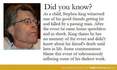 Stephen King's story