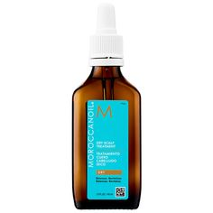 Shop Moroccanoil's Dry Scalp Treatment at Sephora. This professional scalp treatment is infused with essential oils to soothe and moisturize dry, flaky scalps. Oily Scalp Treatment, Natural Hair Loss Treatment, Scalp Treatments, Natural Treatments, Flaky Scalp, Dry Scalp, Itchy Scalp, Psoriasis Scalp, Sephora