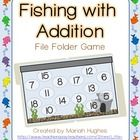 Here is a fun way for your students to practice adding single digit numbers for sums from 5 to 18.   I LOVE using file folder activities in my ...