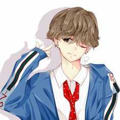 Here you will find all kinds of Fanart of all BTS shippers? - Here you will find all kinds of Fanart of all BTS shippers? AND… # Fanfic # amreading # b - Bts Chibi, Yoonmin Fanart, Vkook Fanart, Anime Wolf, Anime Angel, Anime Outfits, Bts Anime, Animé Fan Art, Taehyung Fanart