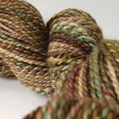 Spincycle Yarns (Dyed In The Wool Tell Tale Heart)