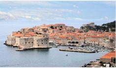 Dubrovnik (Depicted as King's Landing) Dubrovnik, Croatia - Game of Thrones - Season 6 Episode 2 - Home   TheTake