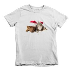 This is the kids' version of American Apparel's most popular adult t-shirt. It features durable ribbed neckband and a double-needle bottom hem and sleeves. • 100% jersey cotton • Durable ribbed neckband • Unisex • Not intended for sleepwear