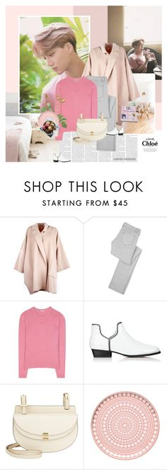 """Daydreamer~"" by rainie-minnie ❤ liked on Polyvore featuring Chloé, Helmut Lang, Elsom, Miu Miu, Senso and iittala"