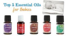 Top oils for babies and children.