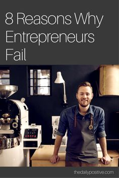 But what really causes businesses to fail? Entrepreneurs can run out of funding, markets can change suddenly, regulatory bodies can make it too hard to turn a profit; these are all valid reasons for a business to fail. But what about the person at the helm of the business?