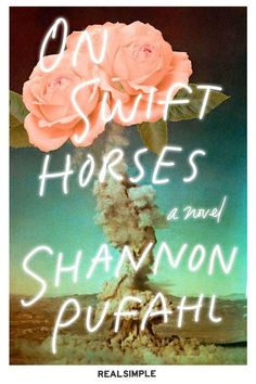 These Are the Best Books of 2019 | This atmospheric novel, a woman and her brother-in-law crave freedom in the 1950s American West. Restless Muriel secretly bets on horses and keeps her winnings from her husband. Itinerant, closeted Julius searches for his lover in Las Vegas and Tijuana. With satisfyingly slow prose, Pufahl explores identity and paths not taken. #realsimple #bookrecomendations #thingstodo #bookstoread Swift, Horses, Christmas Ornaments, Holiday Decor, Books, Xmas Ornaments, Livros, Libros, Book