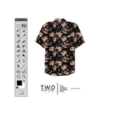 Rose floral shirts - coming soon - we ship internationally, worldwide : www.theworldsoriginalface.com