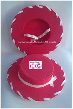 Sombrero de fomi Jessie La vaquerita Jessie La Vaquerita 6c38855dce4