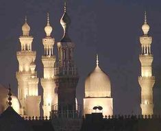 Mosques -  Cairo