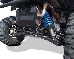 Moose Racing Side by Side UTV Exhaust Gasket for 14-16 Polaris RZR 900 Ranger
