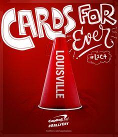 Go cards!