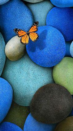 colorful cobblestone #iPhone #7 #wallpaper