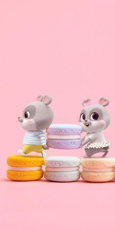 Cute Love Wallpapers, Cute Couple Wallpaper, Cute Disney Wallpaper, Cute Cartoon Wallpapers, Cute Bunny Cartoon, Cute Cartoon Images, Cute Couple Cartoon, Colourful Wallpaper Iphone, Cute Wallpaper Backgrounds