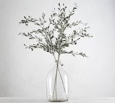 Create an instant botanical display with our olive branch. Combine it with other faux botanicals to add elegant height, or group several for a lush display. Peony Arrangement, Sunflower Arrangements, Vase Arrangements, Vase With Branches, Olive Branches, Wall Candle Holders, Branch Decor, Faux Plants, Mirror Art