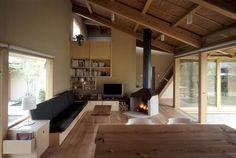 リビング|横内敏人建築設計事務所