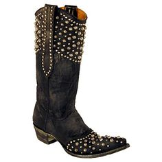 Old Gringos - Leigh Ann Boots