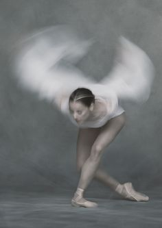 Sophie Martin for David Dawson's brand new Swan Lake. Photograph by David Eustace.| Ballet News