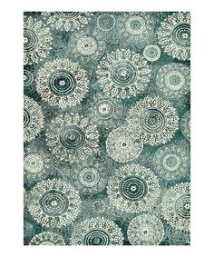Take a look at this Charcoal & Beige Avanti Rug by Loloi Rugs on #zulily today!