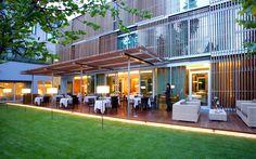 ABaC Restaurant. Top restaurante en Barcelona. Preparar la Visa porque pica...y mucho!!