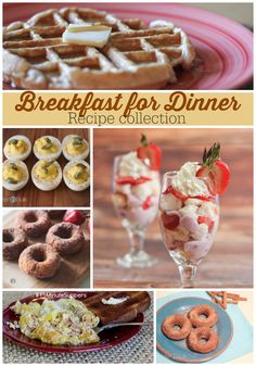 Breakfast for Dinner Recipe Collection