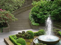 Secret Garden - Downtown Portland,Oregon USA =))