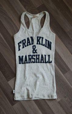 Haut Franklin / vêtements / mode