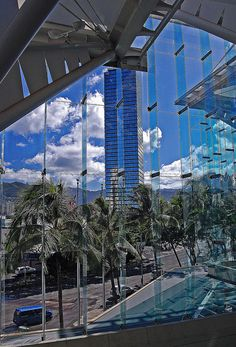 Hawai'i Convention Center by jcc55883, via Flickr