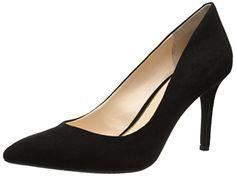 Jessica Simpson Women's Lory Dress Pump, Black, 8.5 M US