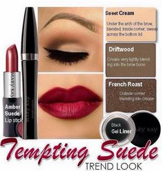 Love the look? Contact me or visit my website: www.marykay.com/ablacketer1