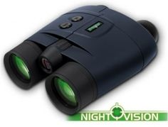 The Optics 3-power binocular encloses two high-quality image intensifier tubes in the industry's most modern and ergonomic mechanical package.     For hunting, wildlife observation or security, our 3-power binocular offers better optical quality, lighter weight, and a more robust mechanical design than competitive generation-1 binoculars.  A central focusing wheel allows for quick and easy focusing of both objective lenses simultaneously.   And our proprietary inter-ocular hinge guarantees…
