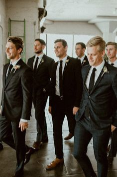 Reed and his groomsman Photo: @ginaryanphoto Wedding Blog, Wedding Styles, Wedding Photos, Wedding Day, Groom And Groomsmen Attire, Groom Outfit, Wedding Ring For Her, Shot List, Groomsman Gifts