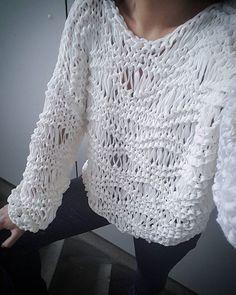 WEBSTA @ kirobykim - New season...New pattern..#kirobykim #cottonsweater