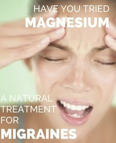 #Magnesium: A #natural #treatment for #migraine Get all #minerals in proper quantity with #Mineralsforall