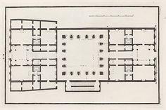 Andrea Palladio (nato Andrea di Pietro della Gondola) (Italiano, 1508 Padova – 1580 Maser) | Palazzo Iseppo da Porto | 21 Contrà Porti 36100 Vicenza, Italy | 1544-1552 (Never fully completed)