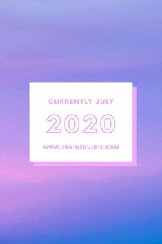 Currently July 2020 with A Big Announcement - This Mom's Confessions