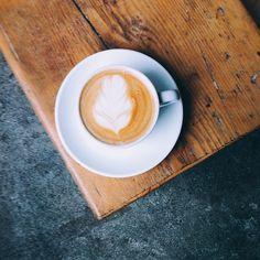Flat White. The Coffee Gang Köln.